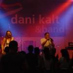 Hünenberg - uff war das heiss im Zelt - aber dafür umso geiler... Dani Kalt & Band