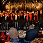 Chorstück ohne Dani - resp. Dani als Dirigent...:-)