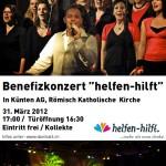 Dani Kalt & Stärnefründe - Benefizkonzert - Künten